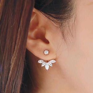 Beautiful flower stud earrings brand new